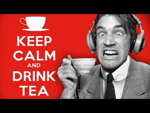 KEEP CALM AND MAKE TEA! (AmpuTea)
