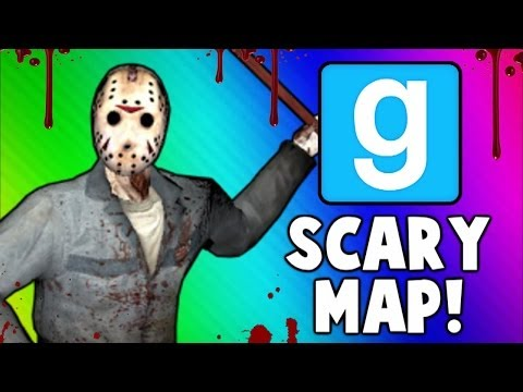 Gmod Scary Maps 3 - Breaking Rules, Tweeting in School, Small Characters (Garry's Mod Funny Moments)